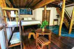 Donde dormir en La Ceiba