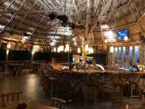 Restaurantes en la Cuenca del Rio Cangrejal
