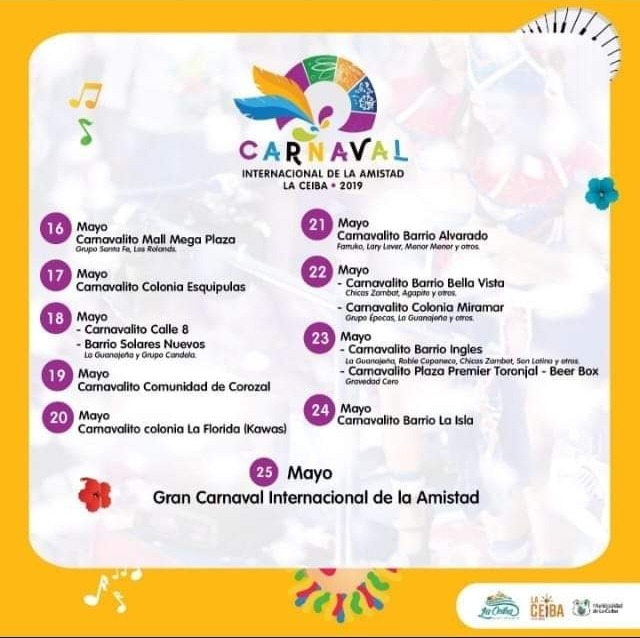 Gran Carnaval de La Amistad