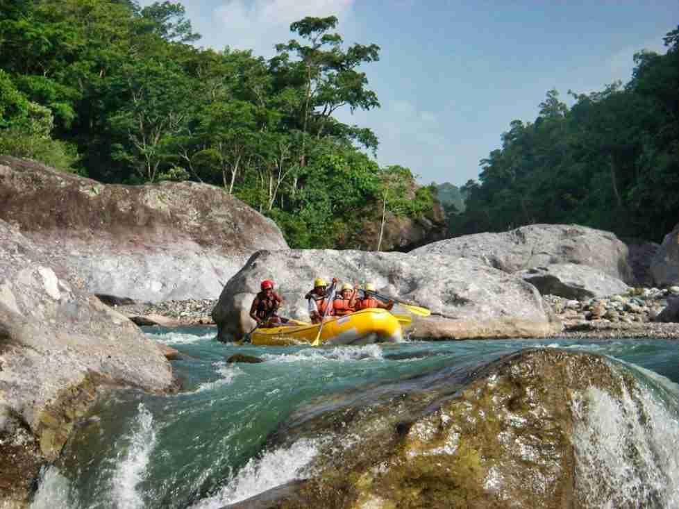 actividades de aventura en La Ceiba